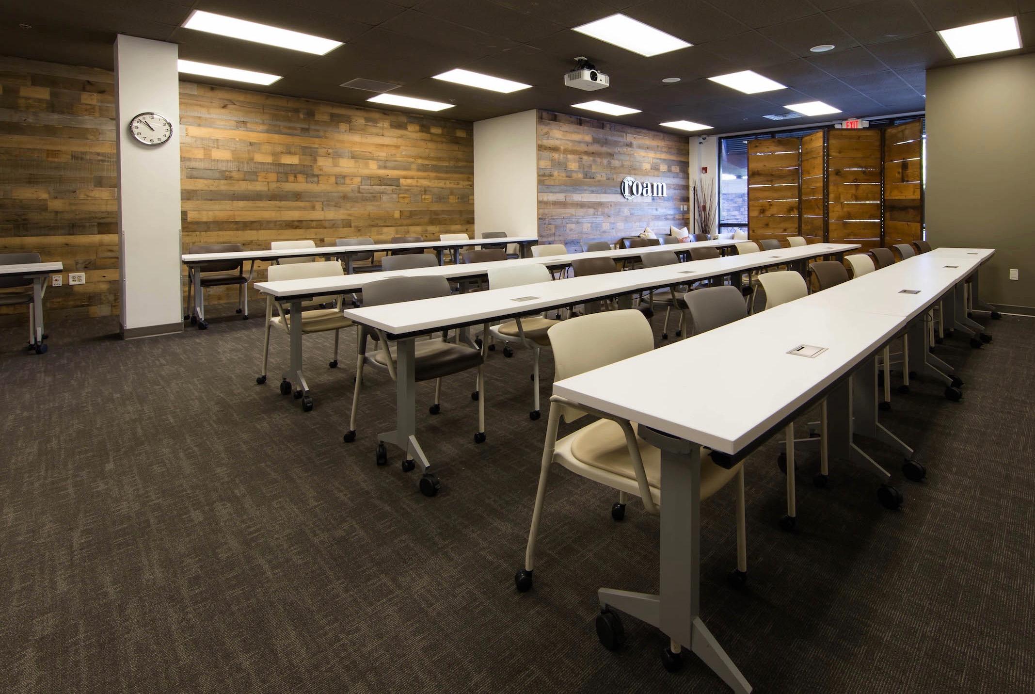 Large meeting space in Alpharetta, GA