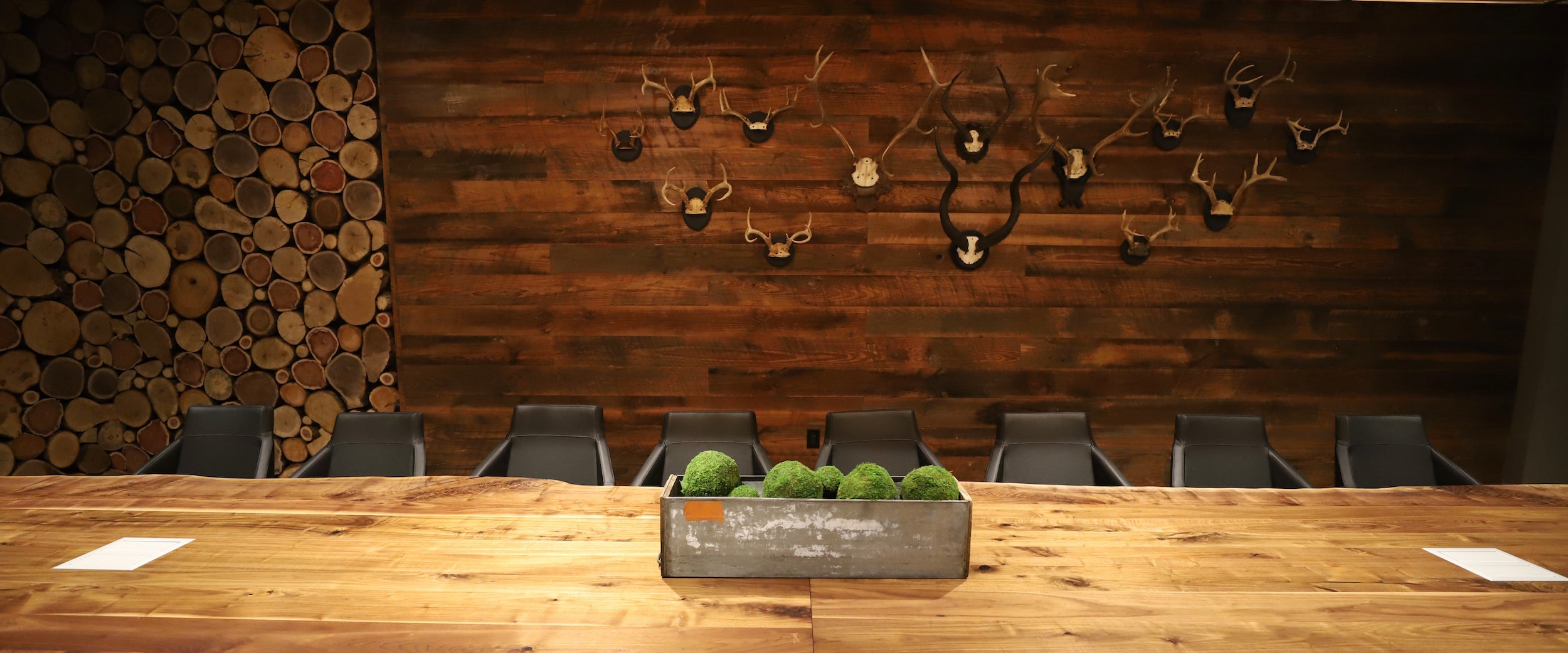 The Retreat luxury board room at Roam Perimeter.