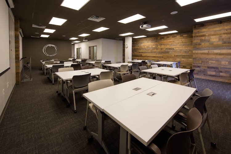Large meeting space in Atlanta, GA