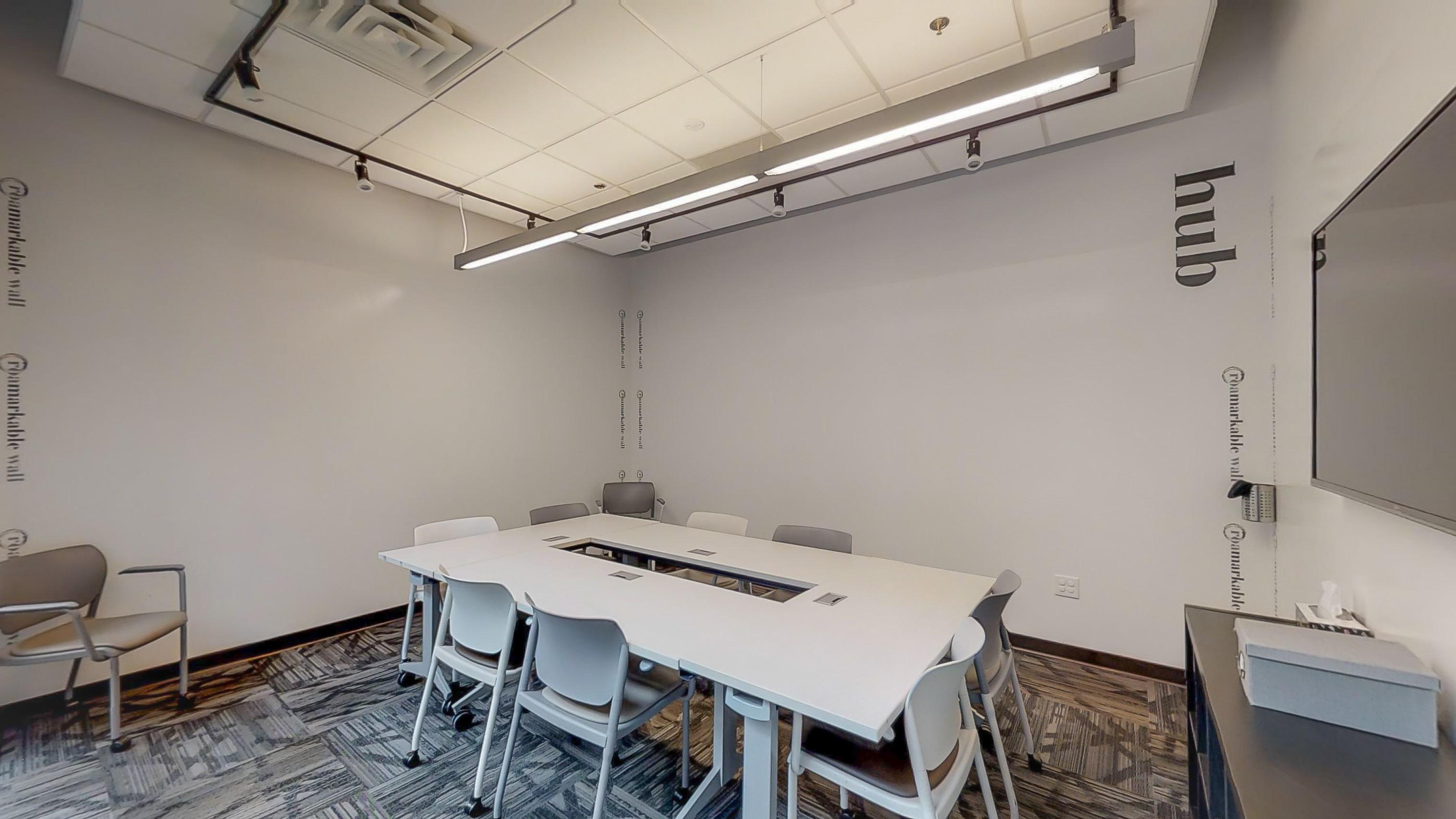 Meeting room for 10 people in Atlanta, GA at Roam Galleria