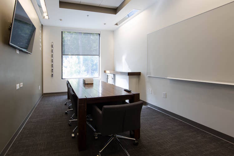 Small meeting room in Alpharetta, Georgia