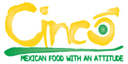 cinco_Catering_Website logo