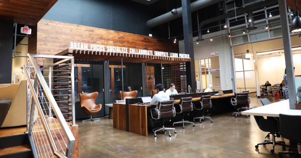 How Companies Leverage Coworking Spaces