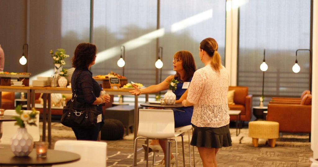 Networking Event in Atlanta at Roam Galleria