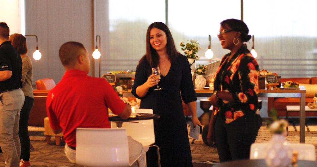 Networking and Company Party at Atlanta Venue