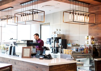 Coffee Bar at Roam Buckhead