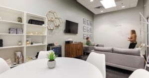 Team office for lease at Roam