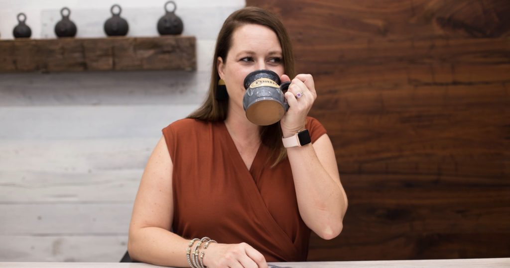 Courtney Vann_Outpost_coffee mug
