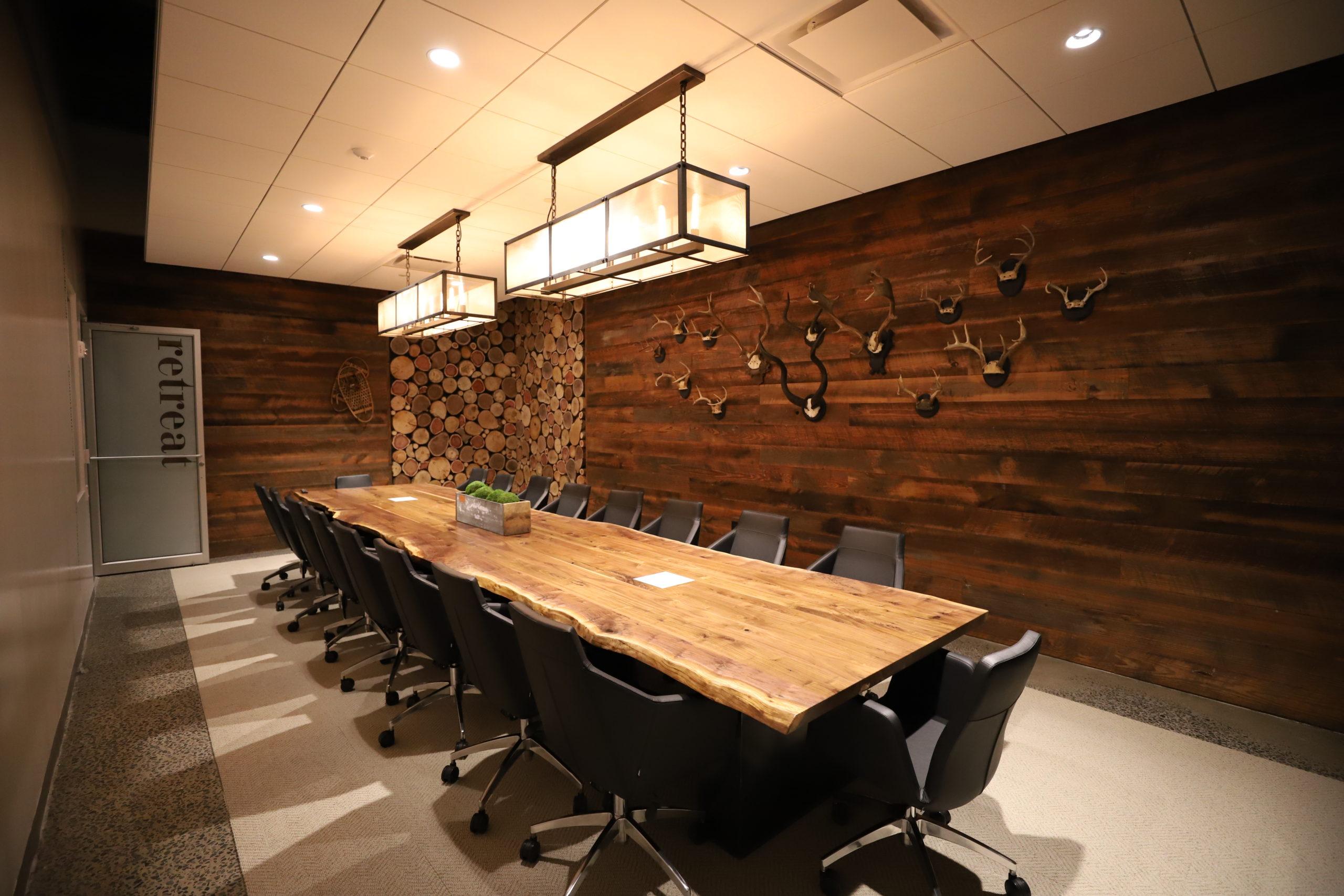 Roam meeting room