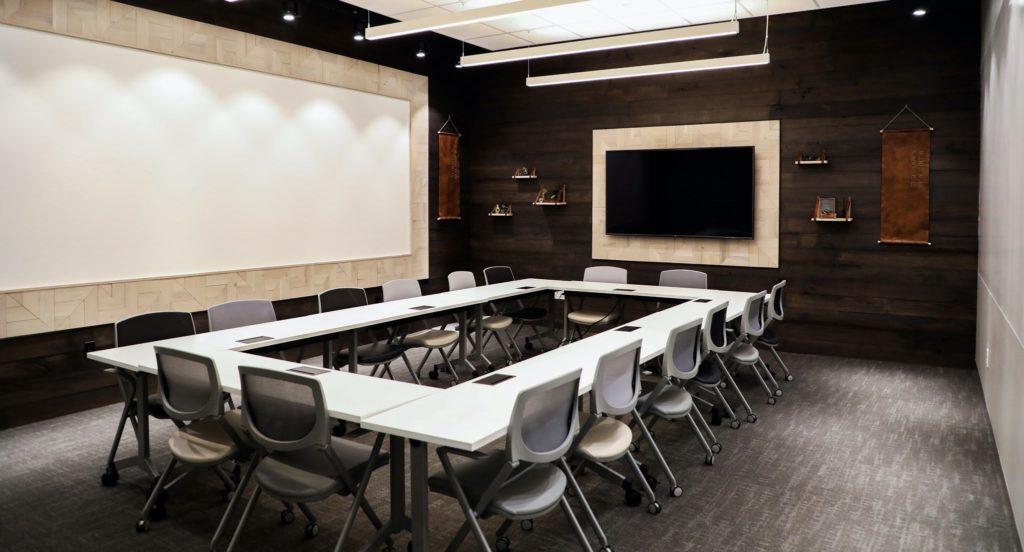 Training room for rent in Atlanta, Georgia